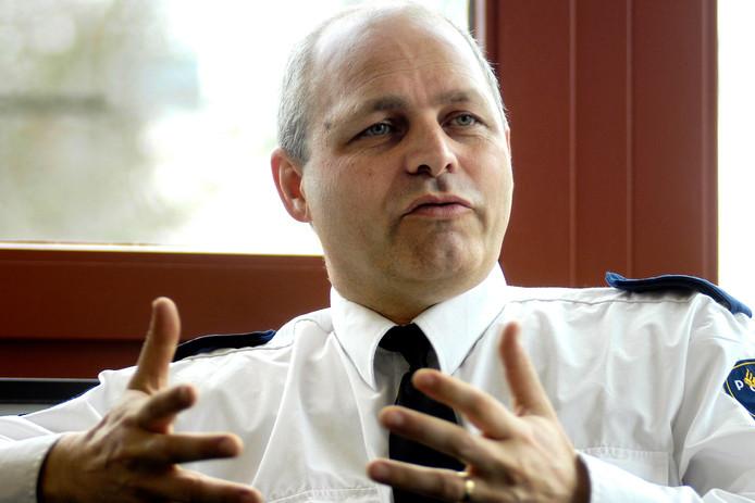"""Politiechef Rens van den Oever: ,,We gaan weer dichter op de mensen zitten."""""""