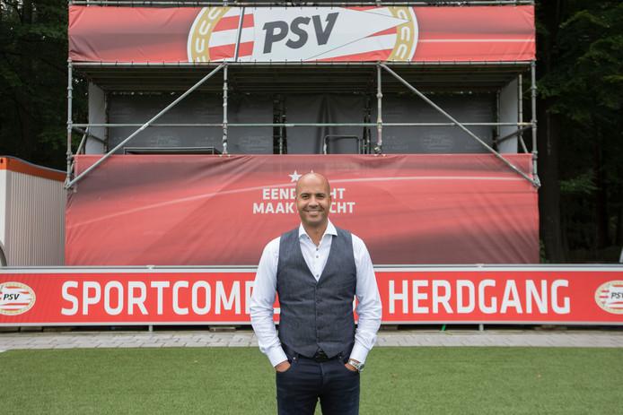 Hoofd jeugdopleidingen Pascal Jansen van PSV.