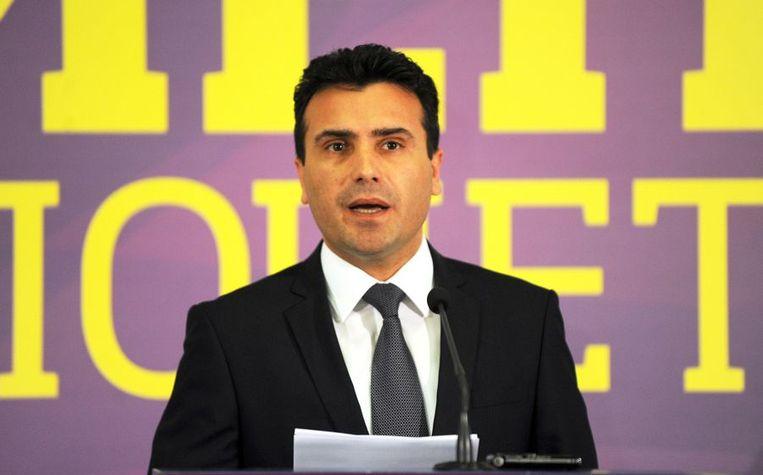 Zoran Zaev Beeld anp