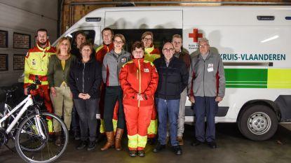 Rode Kruis Berlare lanceert filmpje om nieuwe vrijwilligers aan te trekken