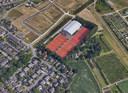 TC Sprenkelaar blijft op de huidige locatie aan de rand van Zevenhuizen.