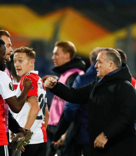 Advocaat lyrisch over Feyenoord: 'Soms is RKC moeilijker dan CSKA'