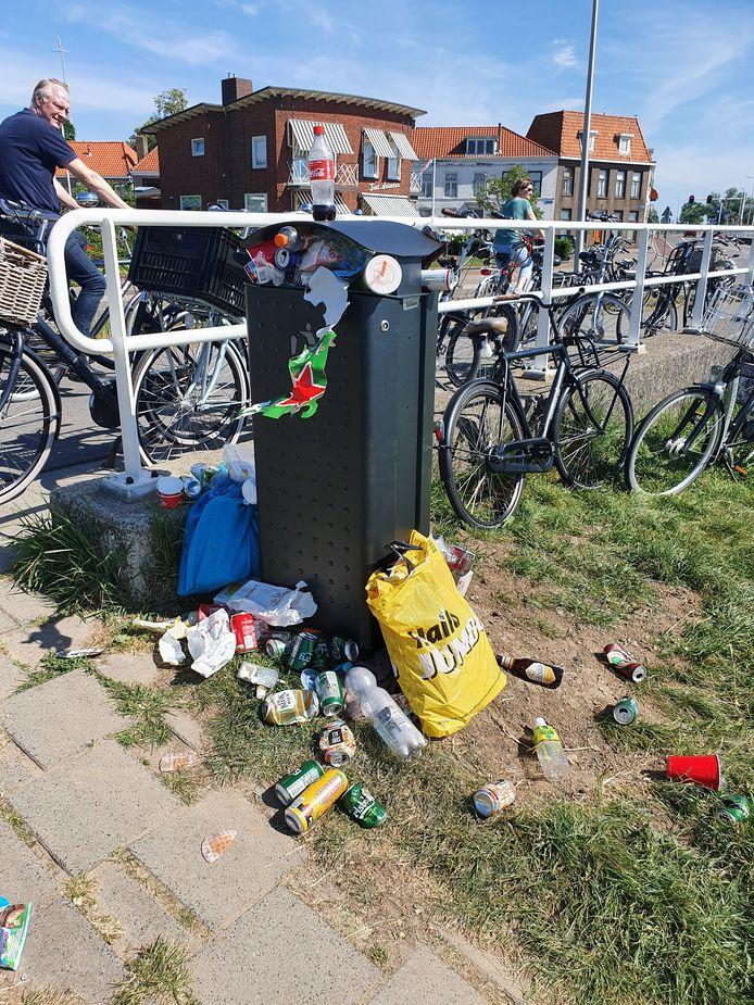Hemelvaartsdag in Kampen 2020.