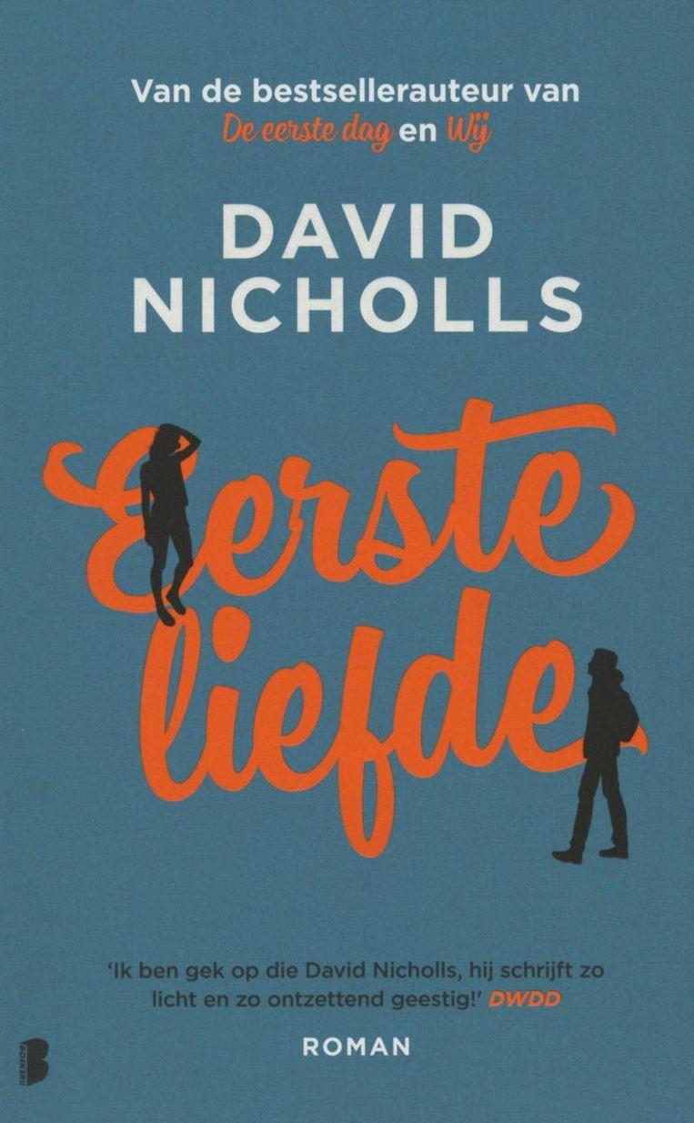 David Nicholls: Eerste liefde. Uit het Engels vertaald door Carolien Metaal. Boekerij; € 19,99. Beeld null