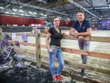 Van strippen naar springen: Paardenconcours in Zwolse IJsselhallen