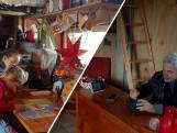Leven in een tiny house in coronatijd: 'Afstand houden gaat'