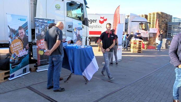 Gegarandeerd een baan, voor degenen die zich aanmelden bij de opleiding tot beroepschauffeur bij CLT.Noord Veluwe. Ook zij-instromers zijn welkom