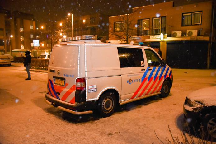 Na een grote vechtpartij in café Dorus in de Nijmeegse wijk Horstacker werd een man neergestoken