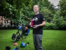 Op fietsvakantie? 'Vergis je niet in het vlakke Nederland'