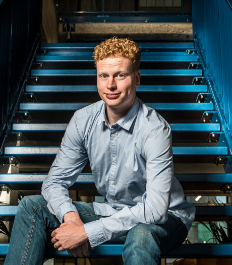 Wordt jongste deelnemer Guido de winnaar van het Twents Buutfestival?