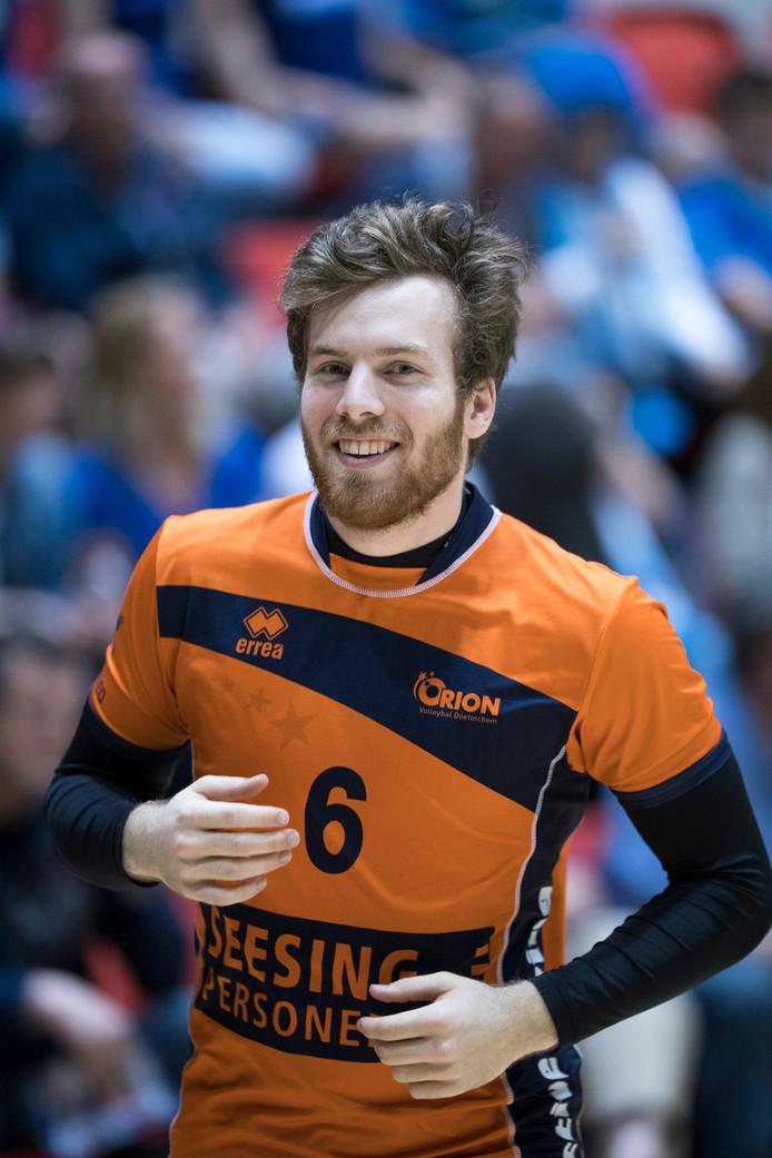 Erik van der Schaaf verruilt Orion voor landskampioen Lycurgus.