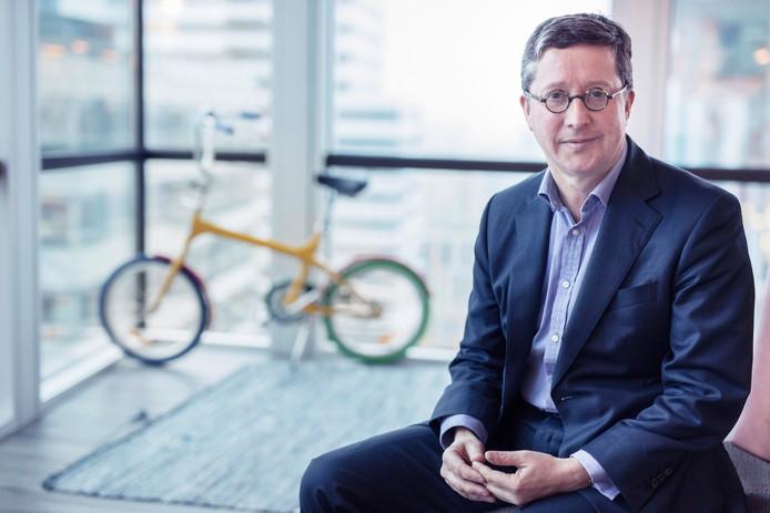Pim van der Feltz, CEO van Google Nederland.