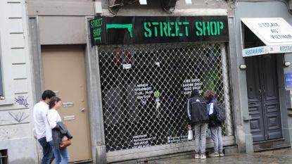 Cannabiswinkel (tijdelijk) dicht na inval