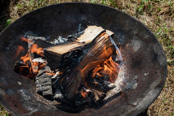 Haal je vuurschaal erbij en leg lucifers, aanmaakhoutjes of ecologische blokjes, dunne en dikkere snoeitakken en genoeg droge houtblokken klaar voor een lange, warme avond.