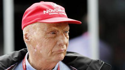 Hoe Niki Lauda lachte met zijn eigen verminkingen en zo een wulpse journaliste de stuipen op het lijf jaagde