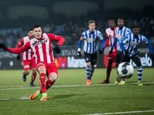 Zoekend FC Eindhoven verliest ook van FC Oss