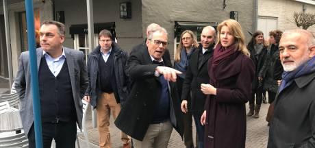 'Fantastische' Bredase binnenstad geeft het voorbeeld, vindt staatssecretaris Keijzer
