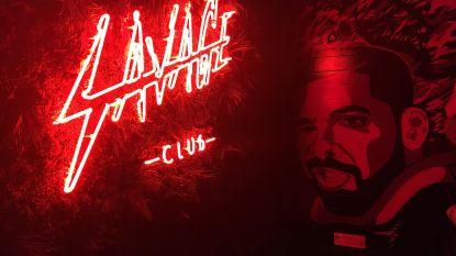 Het eerste feestje van Savage Club: Drake zag dat het goed was