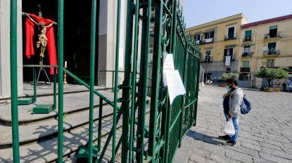 Bisschoppen Italië willen ook versoepeling lockdown voor misvieringen