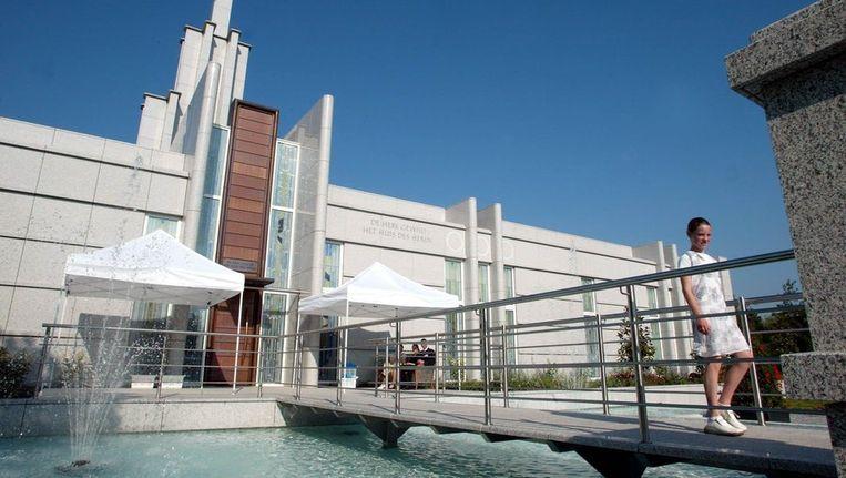 Mormonentempel in Zoetermeer Beeld ANP