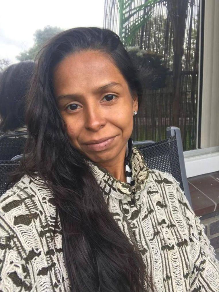 De 32-jarige Patricia uit Brazilië. Beeld Privéfoto