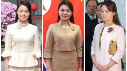 Mysterieuze echtgenote Noord-Koreaanse leider Kim Jong-un meteen icoon in China