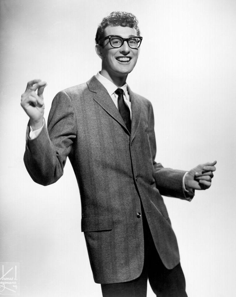 Buddy Holly. Beeld Michael Ochs Archives