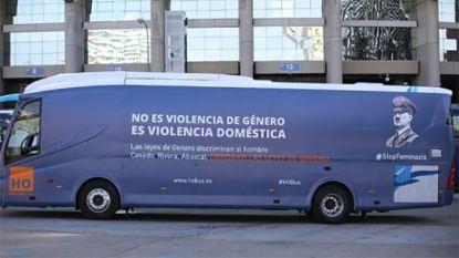Conservatieve Spanjaarden voeren Hitler op in strijd tegen 'feminazis'