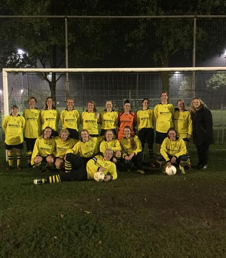 Primeur Redichem in februari: aftrap eerste vrouwenteam