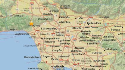 Aardbeving treft Californië
