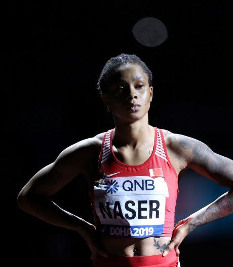 Topatlete Naser voorlopig geschorst wegens missen dopingtest