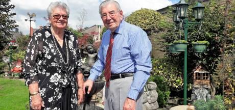Feest bij briljanten bakkerspaar Kosters-van Kuijk in Kaatsheuvel