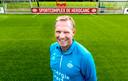 """De nieuwe PSV-coach Sander Luiten: ,,Mijn doelstelling is om de talenten individueel zo goed te maken dat ze opvallen."""""""