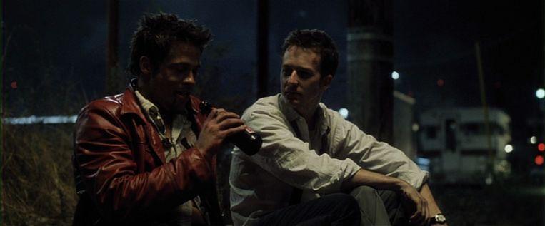 Fight Club van David Fincher. Beeld