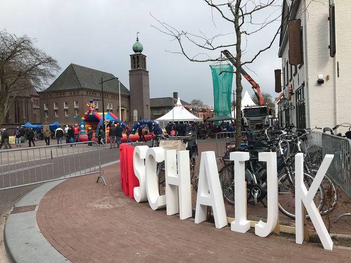 Met het tweedaagse evenement Beleef Schaijk! wordt de opening van het vernieuwde dorpshart gevierd.