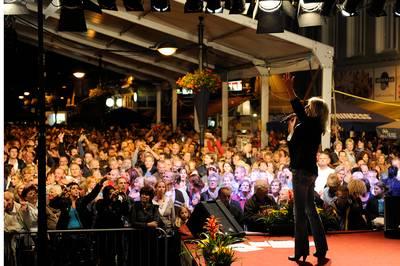 Veel gedoe rond verkrijgen vergunning, maar festival Tranen  van Van Cooth gaat door