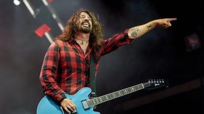 Foo Fighters lieten alle 20.000 bezoekers Sportpaleis door metaaldetectoren lopen