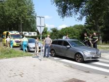 Automobilist gewond bij ongeluk op Westlandseweg in Delft