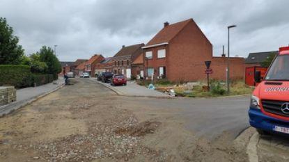 Tacoenwijk niet bereikbaar door asfalteringswerken