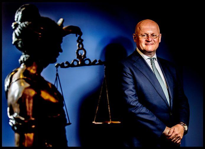 Minister van Justitie, Ferdinand Grapperhaus