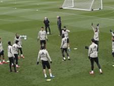 Minuut stilte op trainingsveld Real Madrid voor Bryant
