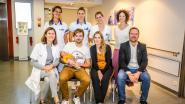 Nu al 1.000 baby's geboren in AZ Sint-Jan: welkom, kleine Mathis