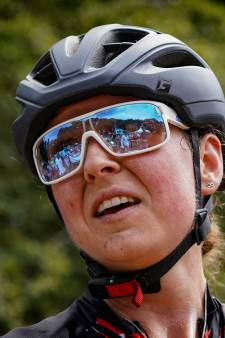 Mountainbikester Terpstra kan stunt niet herhalen