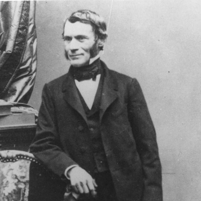 Joseph Krug. Beeld .