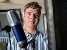 Sjors is klaar voor doorbraak in de muziekindustrie: 'Mijn liedjes zijn lekker catchy'
