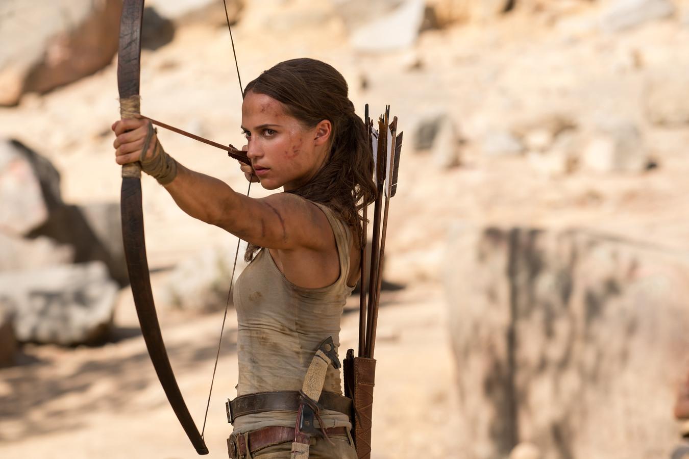 Vikander Lara Croft