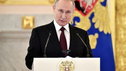Kremlin neemt voorzorgen: temperatuurcontroles rond Poetin vanwege corona-uitbraak