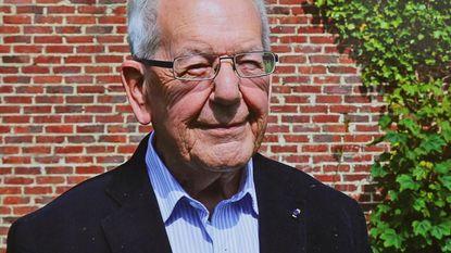 Baron Jeroom Van de Velde overleden