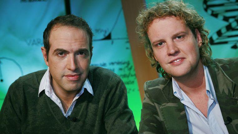 Veldhuis & Kemper. © ANP Beeld