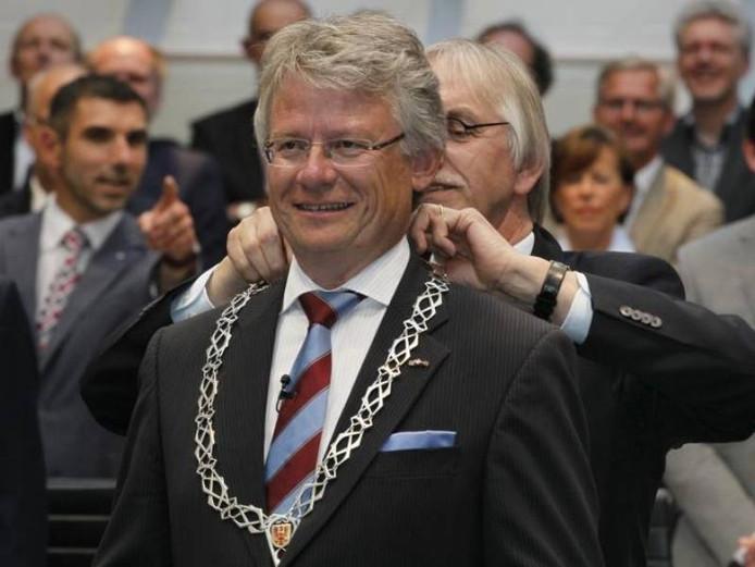 Burgemeester John Berends